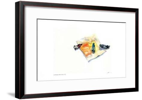 Water Colours-Lynn Donoghue-Framed Art Print