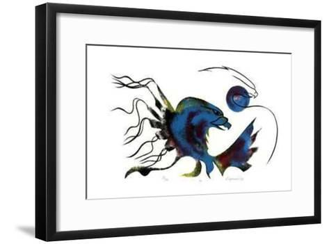 XIII- Noganosh-Framed Art Print