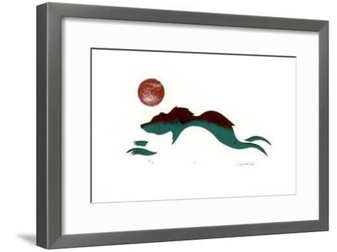 XIV- Noganosh-Framed Art Print