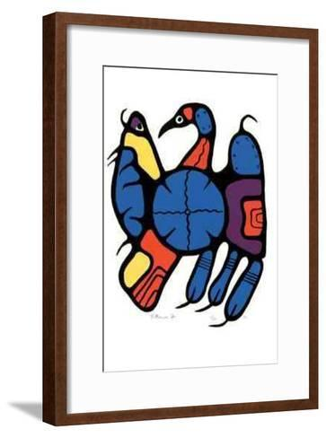 XVI-B. Marion-Framed Art Print