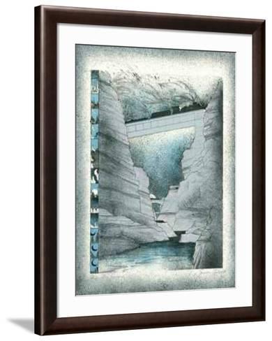 The Journey-Susan Hall-Framed Art Print