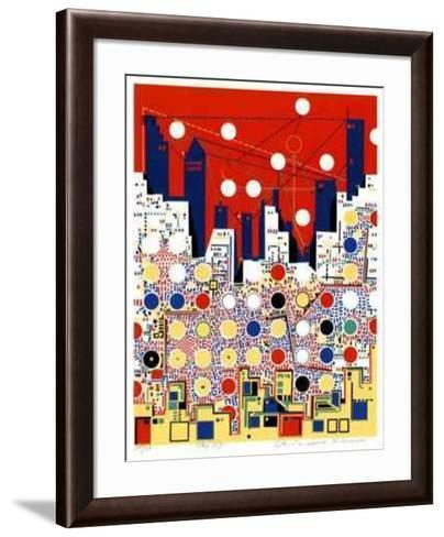 City 369- Kimura-Framed Art Print