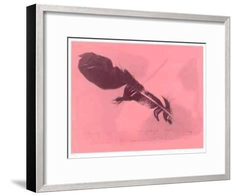 IV-Carl Rea-Framed Art Print