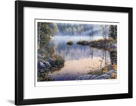 Shades of Autumn-J. Vanderbrink-Framed Art Print
