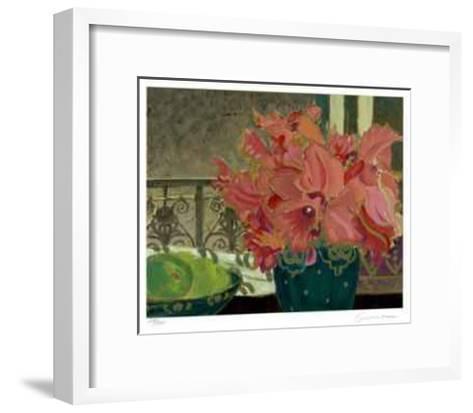 Petite Fleur Suite I-Ellen Gunn-Framed Art Print