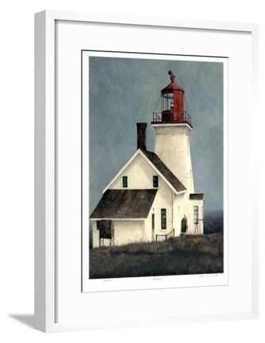 Sentinel-Murrey Smith-Framed Art Print