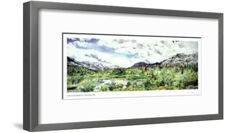 Bow Valley Park-Catherine Perehudoff-Framed Art Print