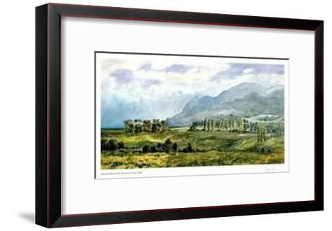 Afternoon Colours-Catherine Perehudoff-Framed Art Print