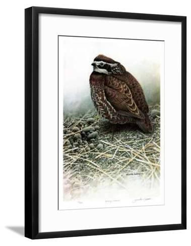 Laneway - Bobwhite-Michael Dumas-Framed Art Print