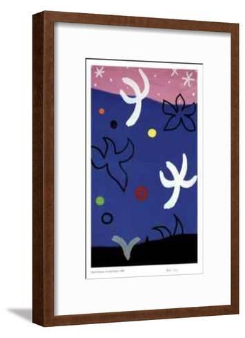 Fictional Spaces-Daniel Solomon-Framed Art Print