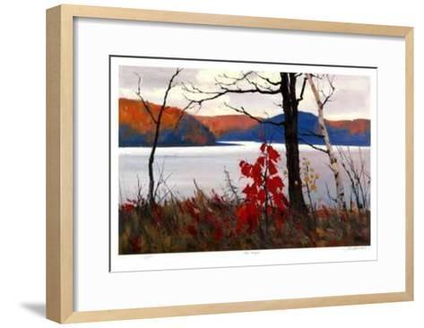 Red Maple-Murray McCheyne Stewart-Framed Art Print