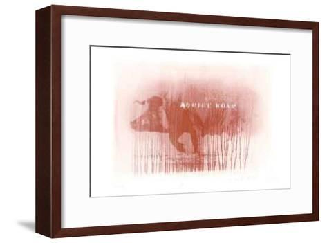 I-Carl Rea-Framed Art Print