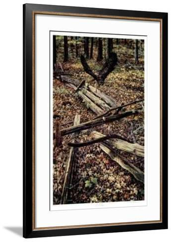 The Hunter-George Mclean-Framed Art Print