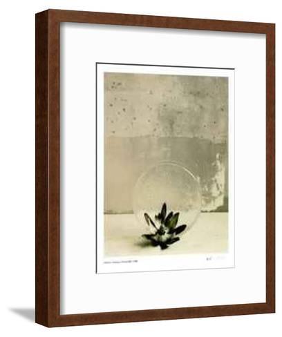 Floral #12-Adriene Veninger-Framed Art Print