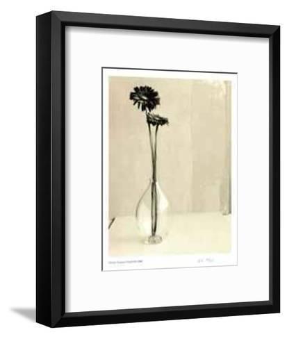 Floral # 10-Adriene Veninger-Framed Art Print