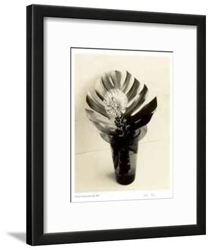 Floral #8-Adriene Veninger-Framed Art Print