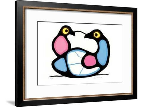 X-R. Bedwash-Framed Art Print