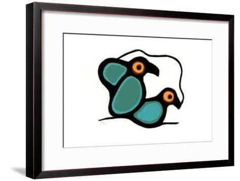 I-R. Bedwash-Framed Art Print