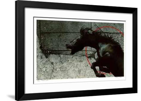 Native Ritual-Michael Knigin-Framed Art Print