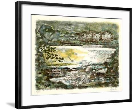 Then it Came to Pass-Martin Schreiber-Framed Art Print
