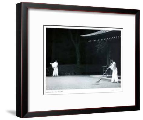 Meiji Shrine-Andr? Kert?sz-Framed Art Print