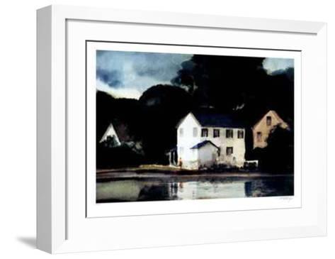 Mill Pond- McNeely-Framed Art Print