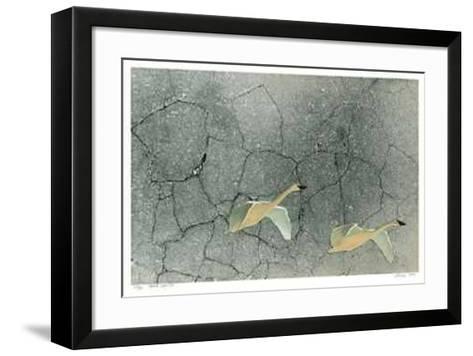 Brave Venture-Michael Knigin-Framed Art Print