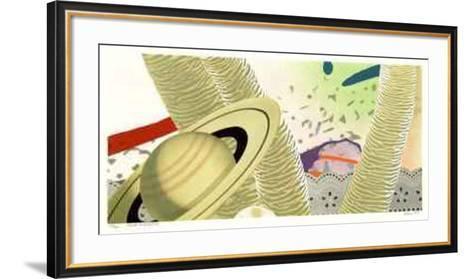 Casual Encounters-Michael Knigin-Framed Art Print