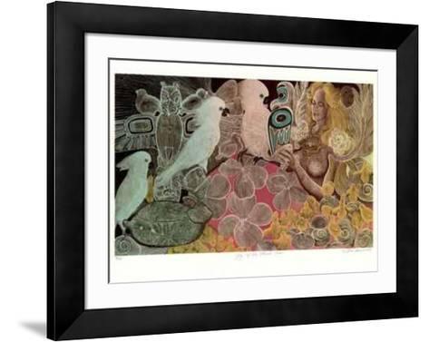 Joy of the Eternal Now-Alice Asmar-Framed Art Print