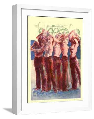 Passage I-John Hardey-Framed Art Print