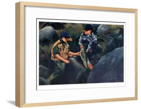 Our Trophy-R. J. Vanderneer-Framed Art Print