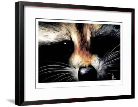 The Bandit-Carl Arlen-Framed Art Print