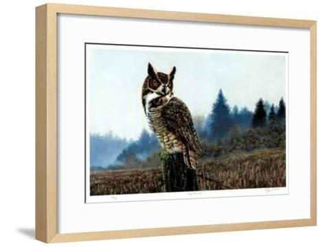 Misty Morning-Cyril Cox-Framed Art Print