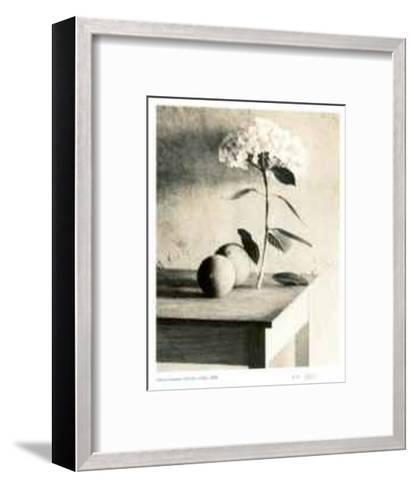 Still Life on Table-Adriene Veninger-Framed Art Print