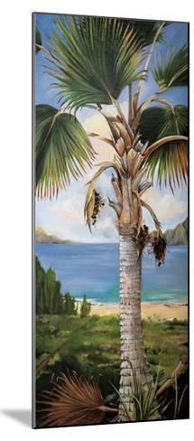 Fan Palm-Deborah Thompson-Mounted Art Print