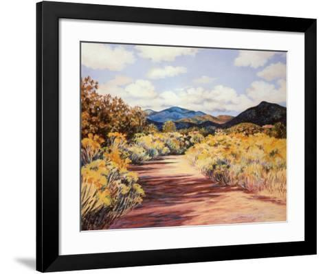 Arroyo Chamiso-Maggie Muchmore-Framed Art Print