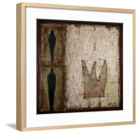 Konigskinder M-050, c.2000-Heinz Felbermair-Framed Art Print