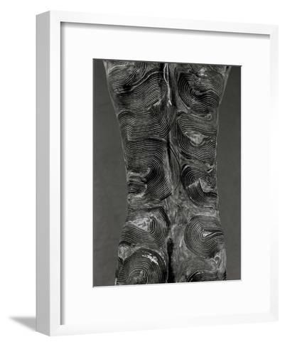 Painted Body--Framed Art Print