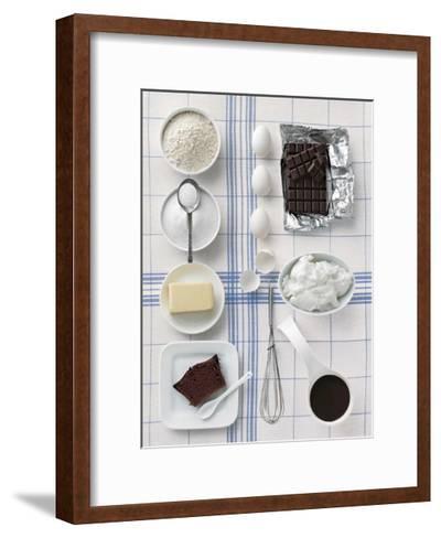 Chocolate Cake-Camille Soulayrol-Framed Art Print