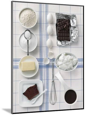 Chocolate Cake-Camille Soulayrol-Mounted Art Print