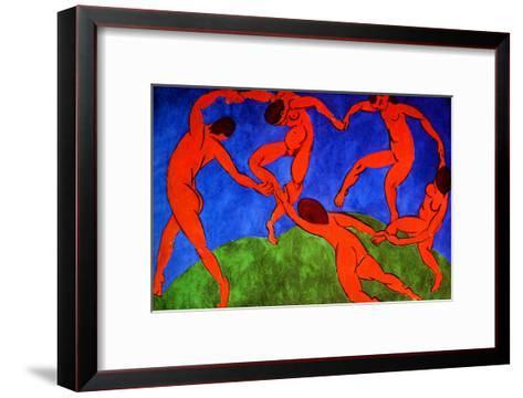 Dance, 1910-Henri Matisse-Framed Art Print