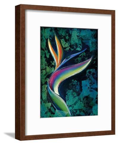 Bird of Paradise-Marcella Rose-Framed Art Print