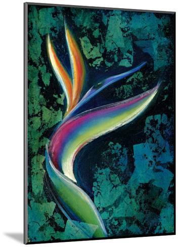 Bird of Paradise-Marcella Rose-Mounted Giclee Print