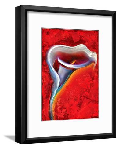 Calli II-Marcella Rose-Framed Art Print