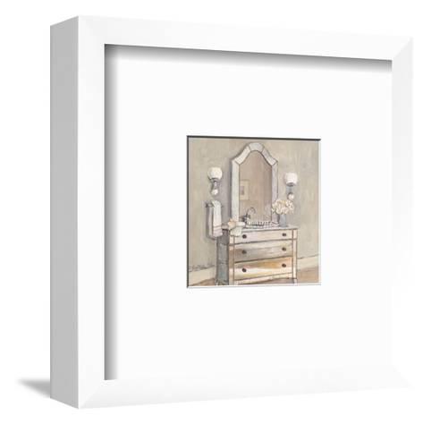 Champagne Bath I-Charlene Winter Olson-Framed Art Print