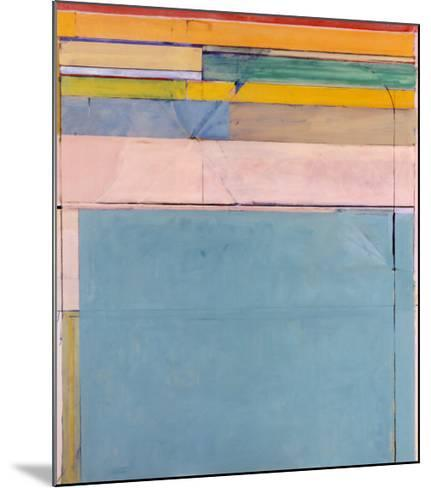 Ocean Park 116, 1979-Richard Diebenkorn-Mounted Art Print