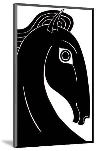 Chevaux d' Femme I-Strammel-Mounted Art Print