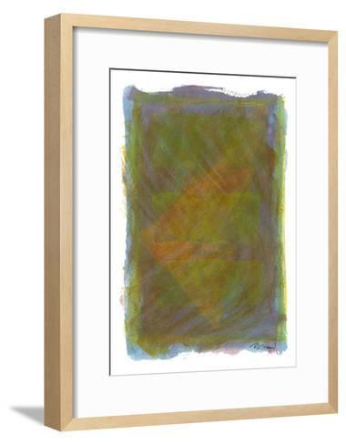 Color Fusion I-Strammel-Framed Art Print