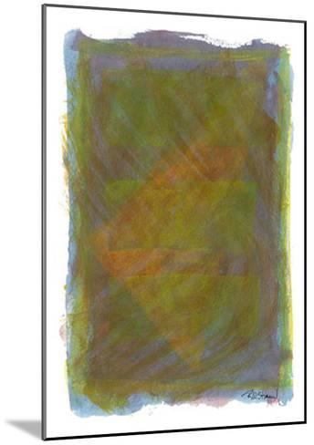 Color Fusion I-Strammel-Mounted Art Print