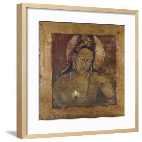 Contemplation-Jill Barton-Framed Art Print